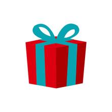 Present , Gift Box Illustration