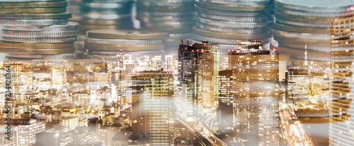 Fotografía 金融都市とマネー