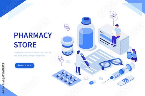 Photo  pharmacy
