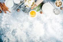 Christmas And Winter Baking Ba...