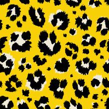 Vector Illustration Leopard Pr...