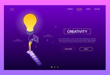 Creativity Concept - Modern Is...