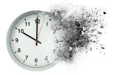 Time Passes, Dissolves. Concep...