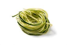 Zucchini Vegetable Noodles. Sp...
