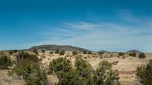 Landscape In The Desert Near W...