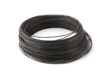Coil Of Galvanized Wire Isolat...