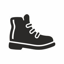 Industrial Boot Icon
