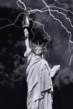 Lady Liberty.