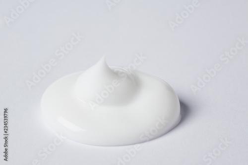 beauty cream drop Fototapet