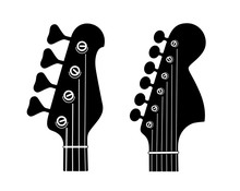 Electric And Bass Guitar Heads...