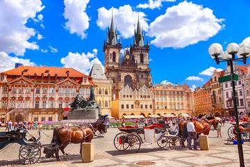 Fototapeta Old Town Square in Prague