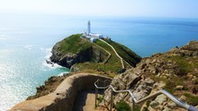 South Stack Lighthouse, Holyhe...