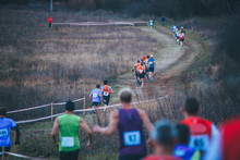 Trail Race, Cross Country Athl...