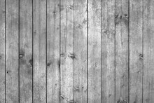 Gray Wooden Table Background O...
