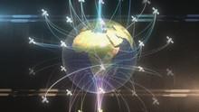 Nanosatellite Or Small Satellite Global Communication Technology Systems