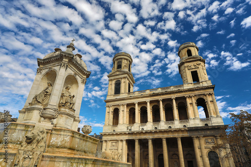 Photo  Saint Sulpice