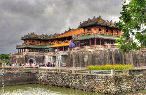 Foto Hue citadel, Vietnam