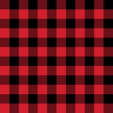Red And Black Lumberjack Buffa...