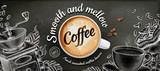Coffee banner ads