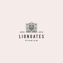 Lion Gate Liongates Logo Vecto...