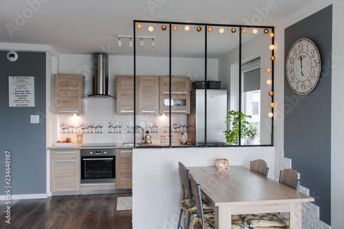 Photo  Aneks kuchenny w mieszkaniu
