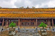 Tu Duc's Tomb, Central VIetnam