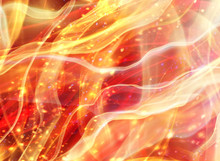 Abstract Plasma Texture For Medical Concept Background
