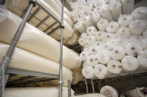 Textile factory #234669716