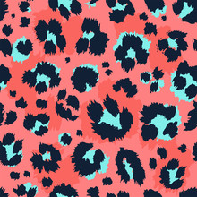 Leopard Pattern Design Funny D...