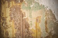 Old Wallpaper Texture.