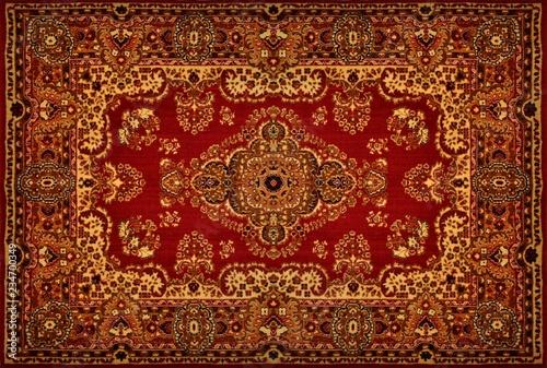 Carta da parati Persian Carpet Texture