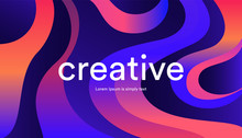 Creative Gradient Geometric Ba...
