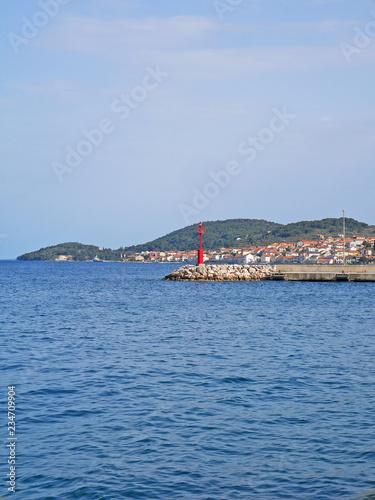Photo  Widok na wybrzeże