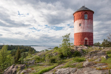 Famous Old Lighthouse On Arhol...