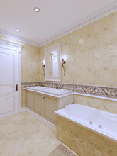 Yellow Stone Tiles And Classic...