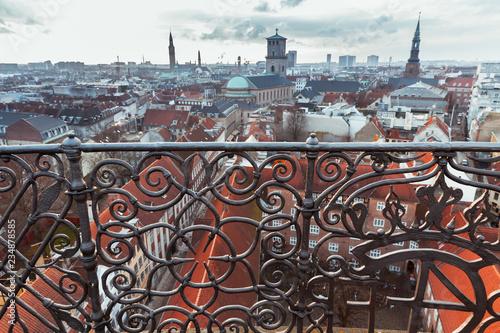 Photo  Skyline of Copenhagen, Denmark