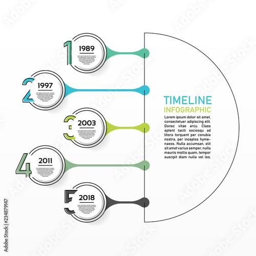 Photo  Business data visualization