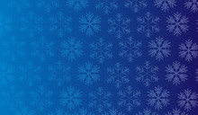 Blue Background Texture Snowfl...