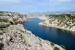 River in Dalmatien