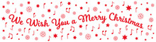 We Wish You A Merry Christmas,...