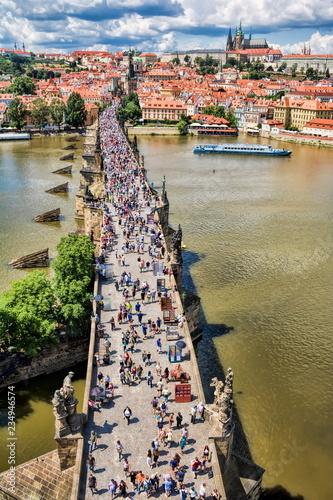 Fototapeta premium Praga
