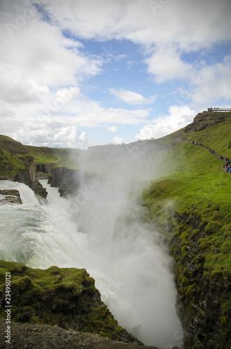 Wall Murals Waterfalls Iceland