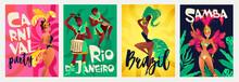 Brazilian Annual Carnival Fest...