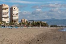 Playa Bajondillo Near Malaga Airport