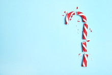 Broken Candy Cane And Space Fo...