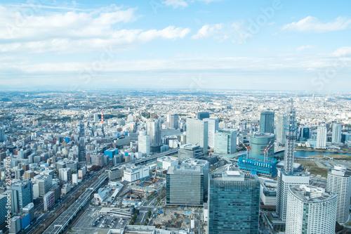 obraz lub plakat 横浜風景