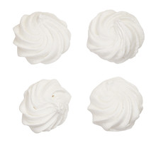 Set Of Meringue Cookies