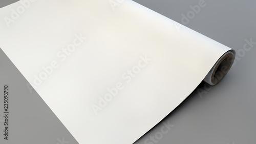Fotografía  wrapping paper mockup