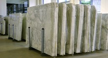 Stacks Of Marble Slab - Marble...