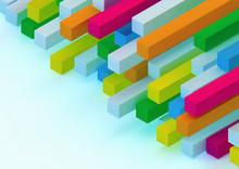 Multi Coloured Bars